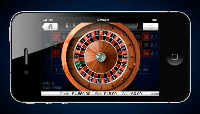 Mobilny kasyno bonus